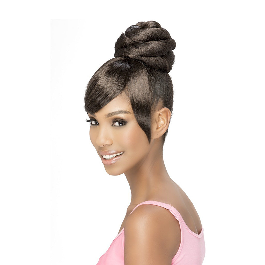 Vivica Fox Bang N Bun BPB SHEENA - Hair Crown Beauty Supply