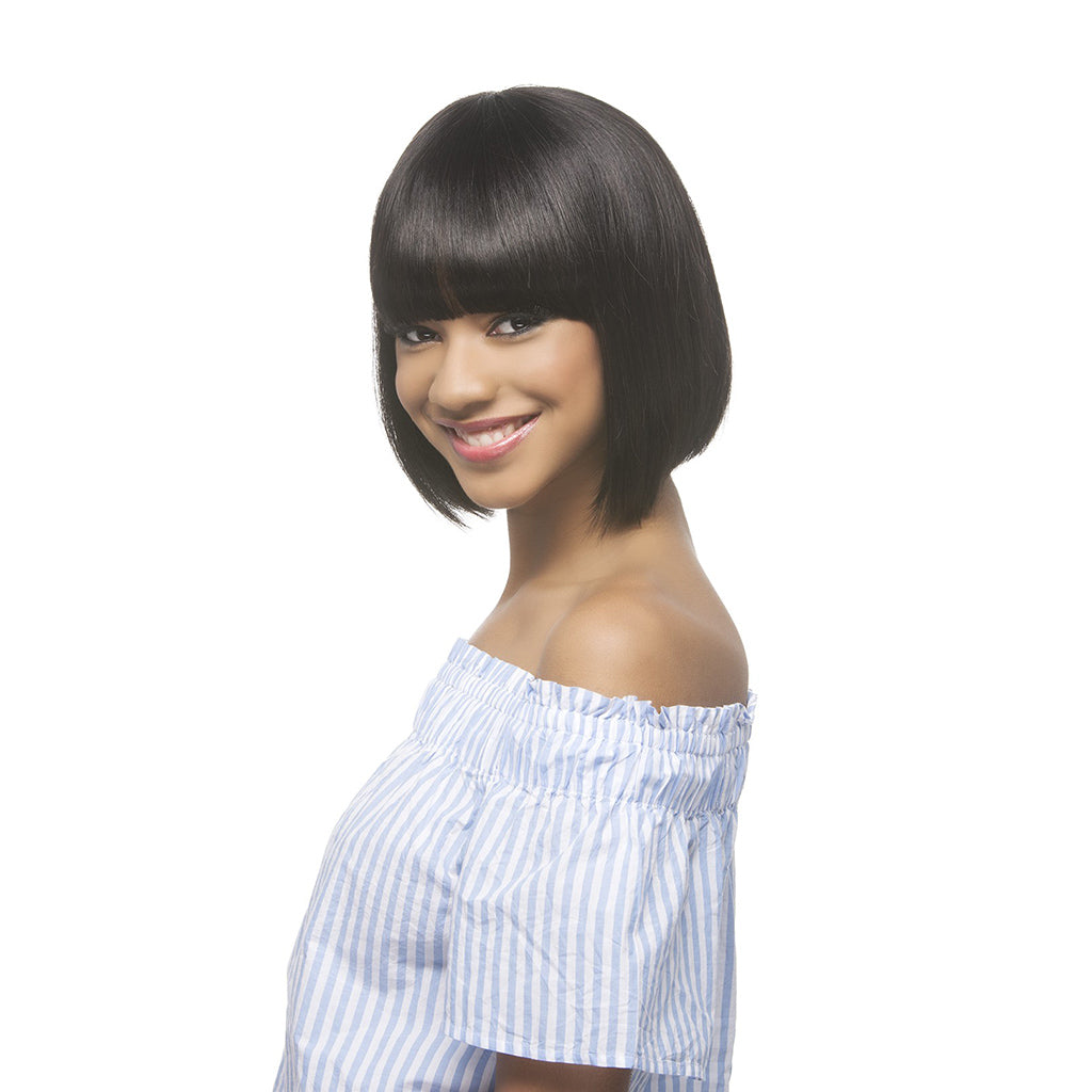 Vivica's Natural Brazilian Pure Stretch Cap Wig COCO - Hair Crown Beauty Supply