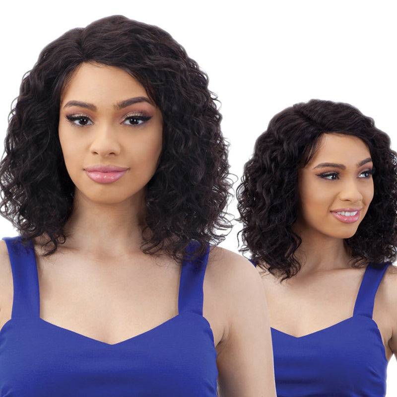 Shake N Go Naked Brazilian Human Hair Lace Wig DALE | Hair Crown Beauty Supply