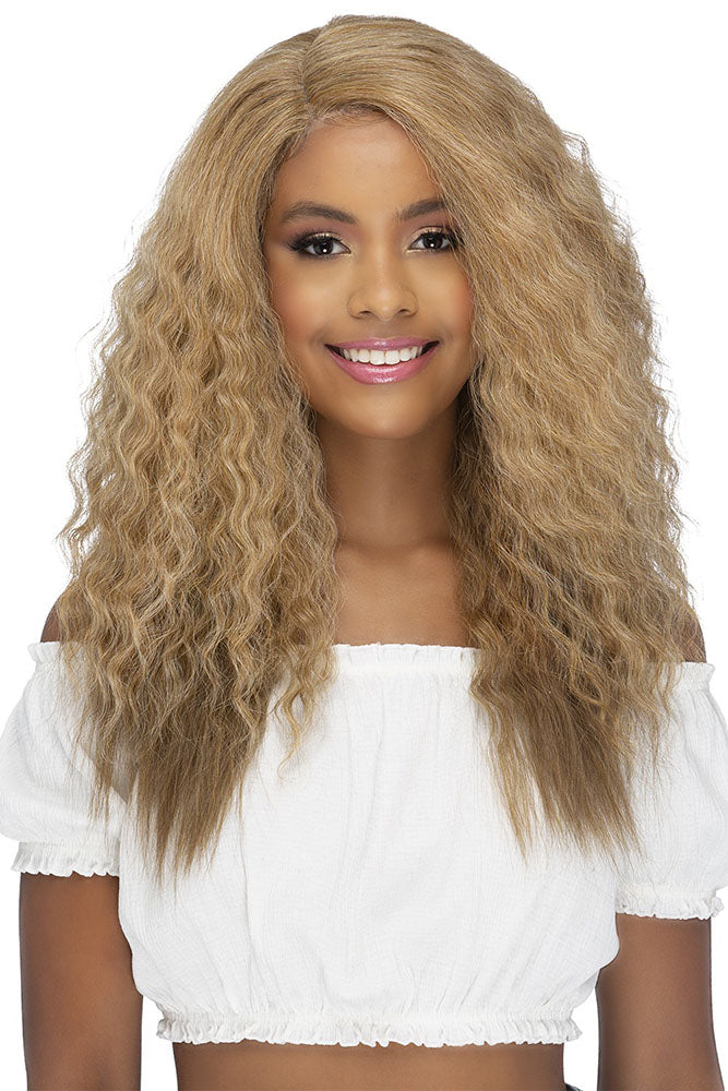 Vivica A Fox HD Swiss Lace Front Wig DAYTONA | Hair Crown Beauty Supply
