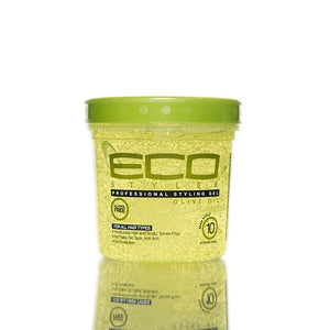 ECO Style Olive Oil Gel - Hair Crown Beauty Supply