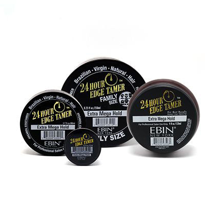 EBIN 24Hour Edge Tamer Extra Mega Hold - Hair Crown Beauty Supply