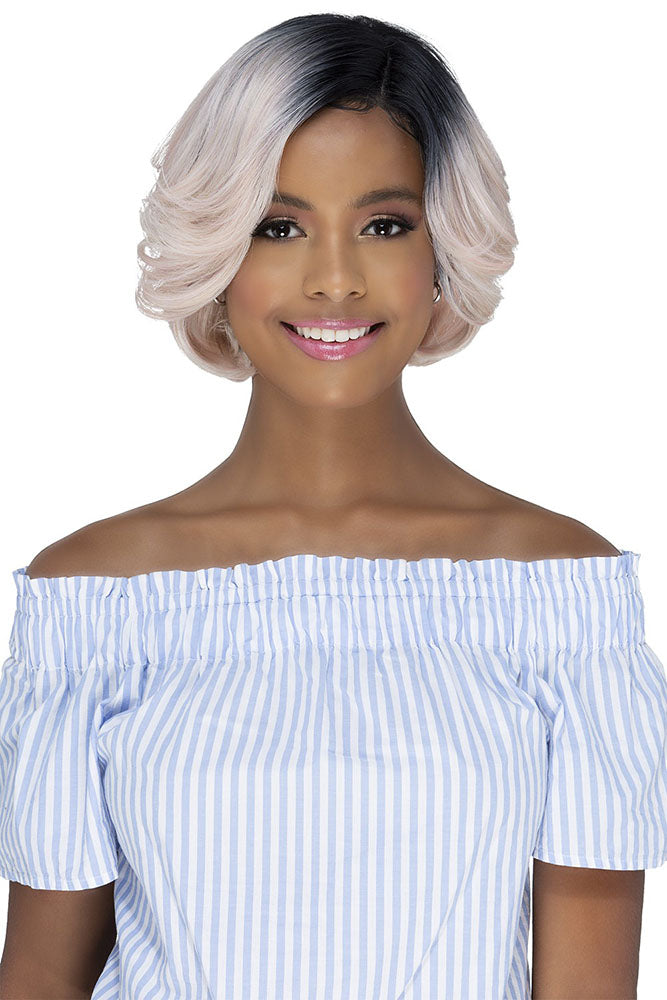 Vivica A Fox HD Swiss Lace Front Wig FELDA | Hair Crown Beauty Supply