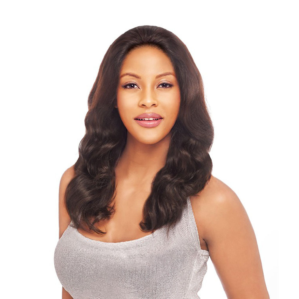 Vanessa Brazilian Unprocessed Human Hair Deep Lace Front Wig GAPPY