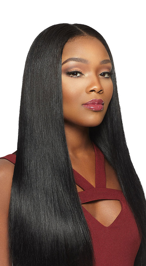 "Outre GEM Human Hair Yaki 18"" - Hair Crown Beauty Supply"