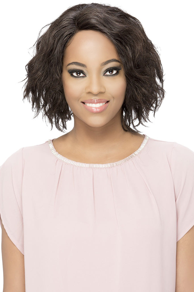 Vivica A Fox Natural Brazilian Swiss Lace Front Wig GILLIAN - Hair Crown Beauty Supply