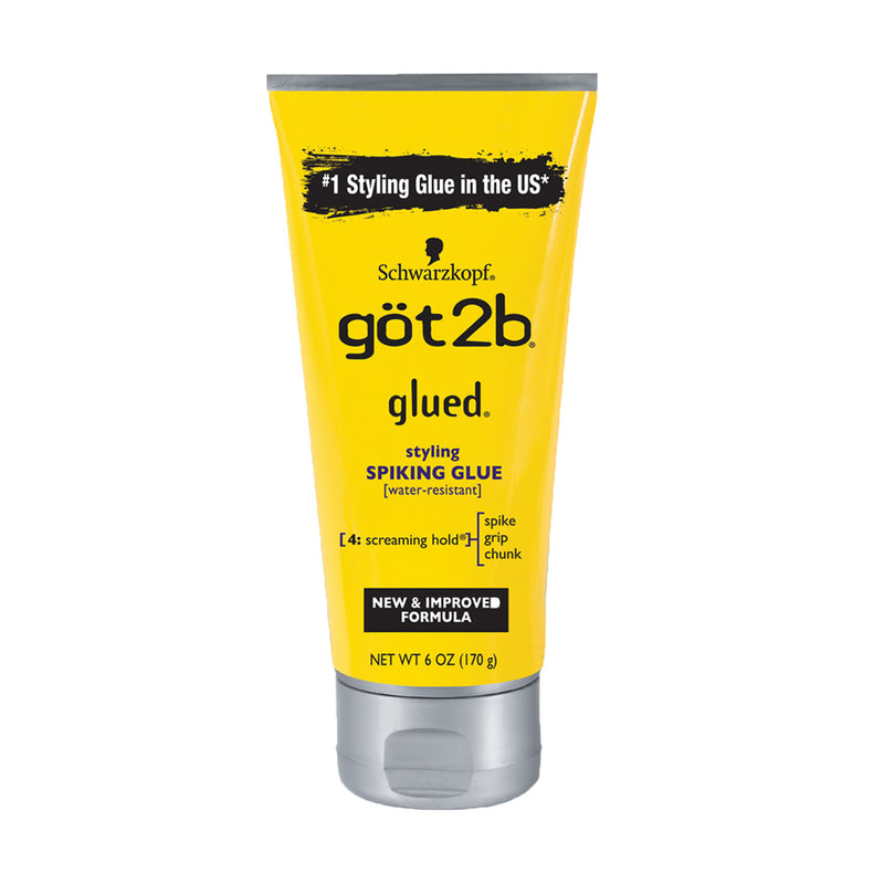 got2b Glued Styling Spiking Glue Water-resistant - Hair Crown