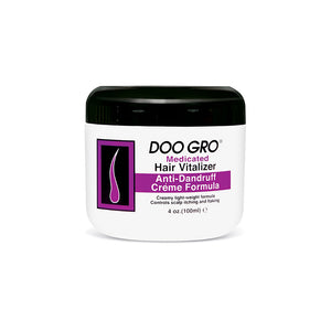 Doo Gro Hair Vitalizer Anti-Dandruff Creme | Hair Crown Beauty Supply
