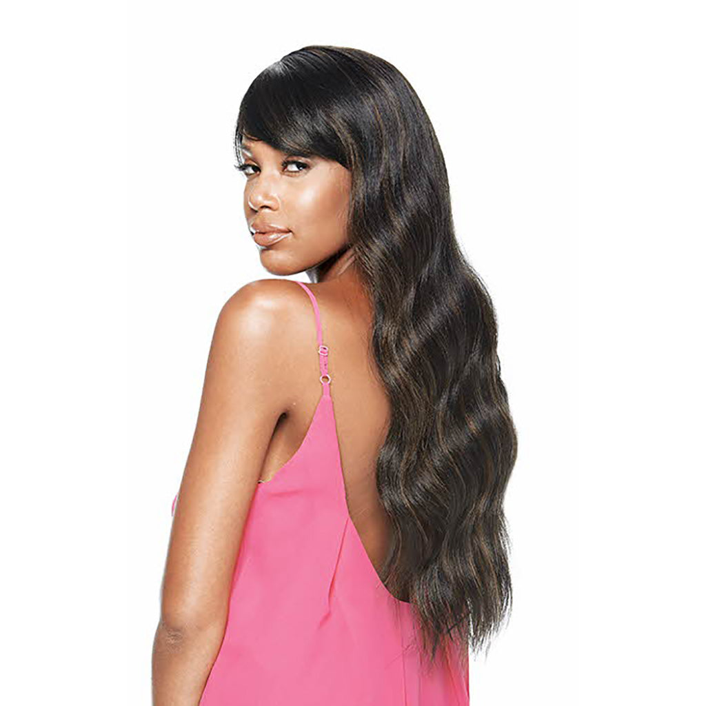 Vanessa Premium Human Hair Blend Wig HB LEXY - Hair Crown Beauty Supply