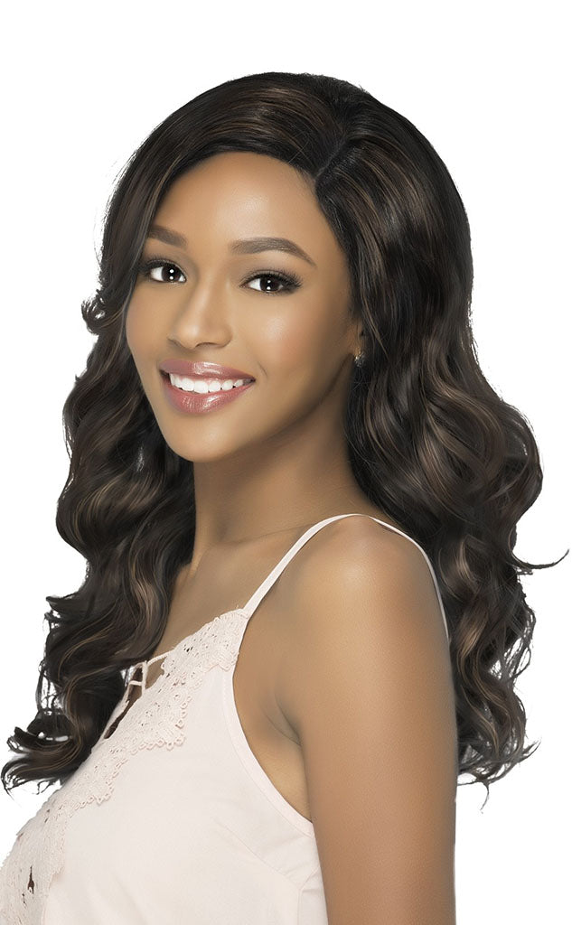 Vivica A Fox Natural Baby Hair Lace Front Wig HELENA - Hair Crown Beauty Supply