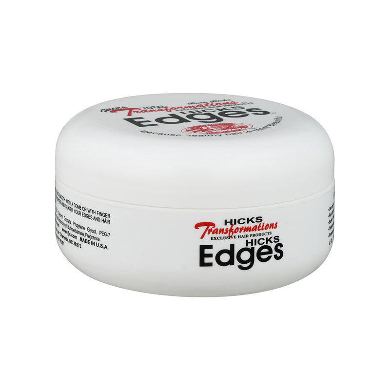 Hicks Total Transformations Edges Pomade 4oz - Hair Crown Beauty Supply