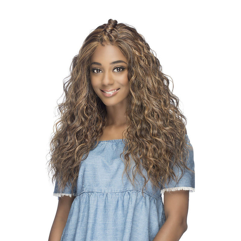 Vivica A Fox Natural Baby Hair Lace Front Wig ISADORA