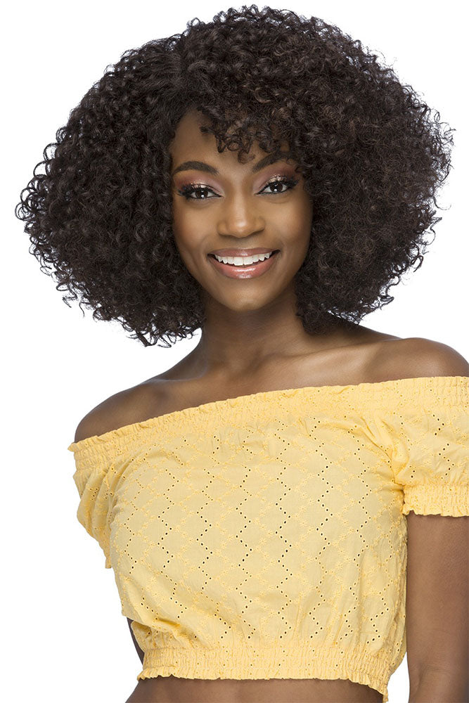Vivica A Fox HD Swiss Lace Front Wig JALISA | Hair Crown Beauty Supply