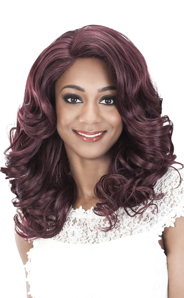 Vivica A Fox Natural Baby Hair Lace Front Wig JAX - Hair Crown Beauty Supply