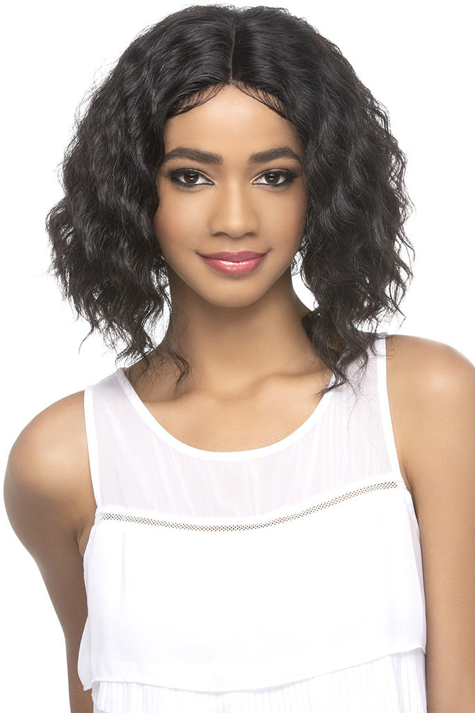 Vivica A Fox Natural Brazilian Swiss Lace Front Wig KAMILL - Hair Crown Beauty Supply