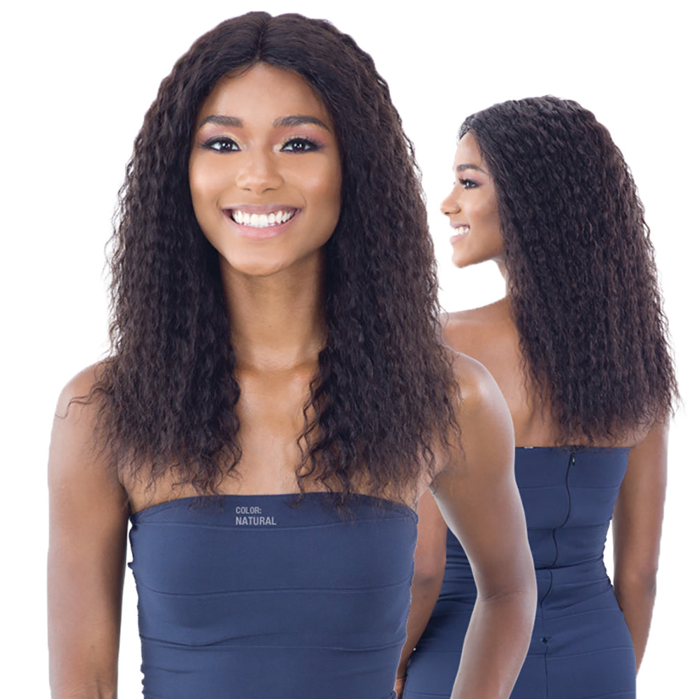 Shake N Go Naked Brazilian Human Hair Lace Front Wig KINA | Hair Crown Beauty Supply