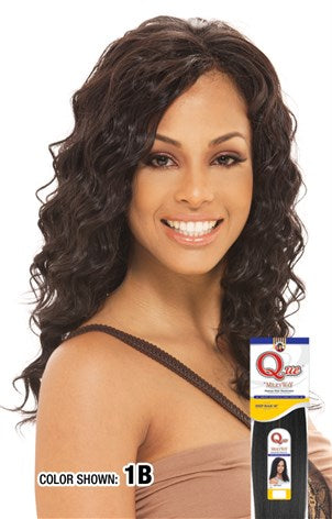 "Que MilkyWay Loose Deep Bulk Human Hair Mastermix 14"" - Hair Crown Beauty Supply"