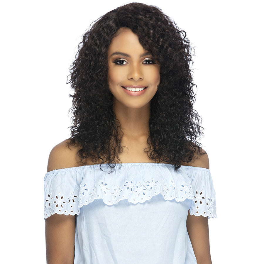 Vivica A Fox Natural Brazilian Rotation Part Lace Front MARION - Hair Crown Beauty Supply