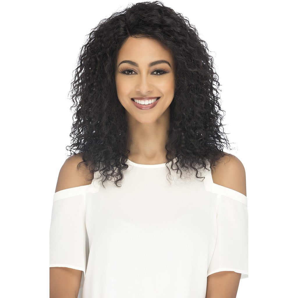 Vivica A Fox Remi Human Hair Lace Front Wig MEMPHIS - Hair Crown Beauty Supply