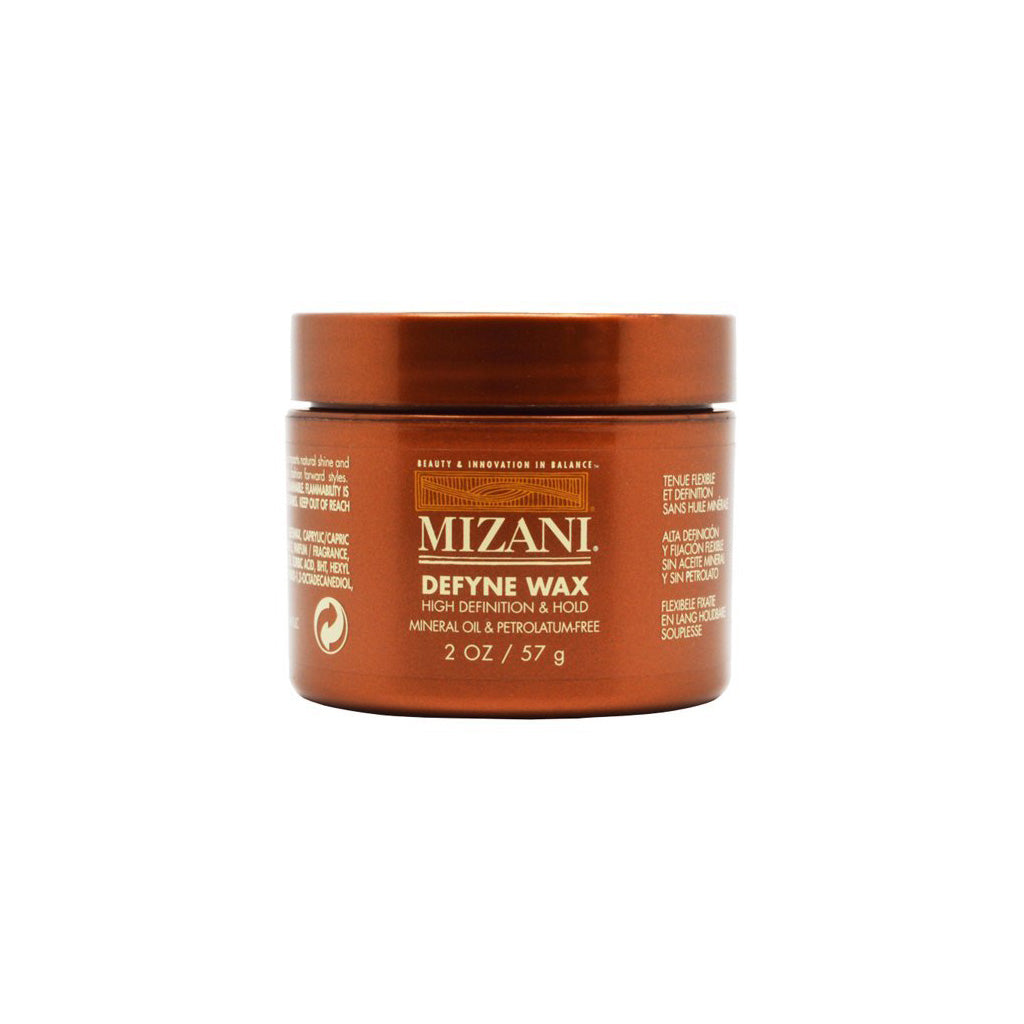 Mizani Defyne Wax - Hair Crown Beauty Supply