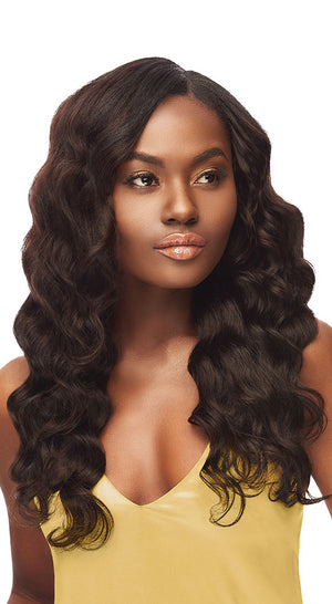 Outre MyTresses Gold Label 100% Unprocessed Human Hair OCEAN BODY - Hair Crown Beauty Supply