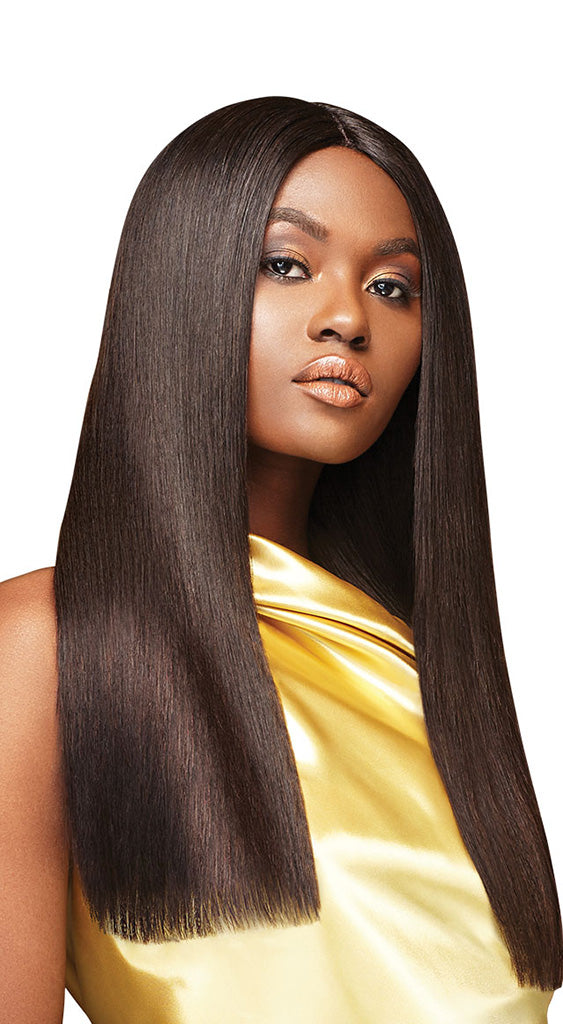 Outre MyTresses Gold Label 100% Unprocessed Human Hair NATURAL STRAIGHT - Hair Crown Beauty Supply