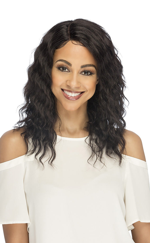 Vivica A Fox 100% Remi Human Hair Swiss Full Lace Wig NEVADA - Hair Crown Beauty Supply
