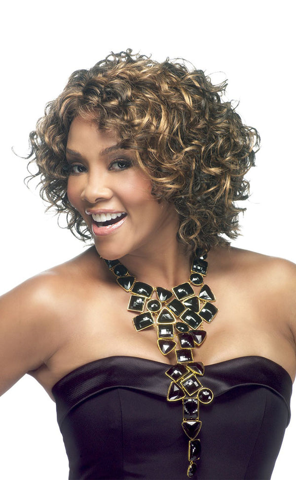 Vivica A Fox Pure Stretch Cap Wig Oprah 2 V Hair Crown