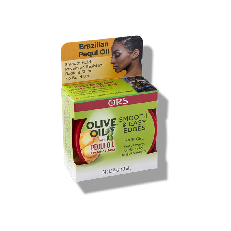ORS Olive Oil Smooth & Easy Edges Hair Gel - Hair Crown Beauty Supply