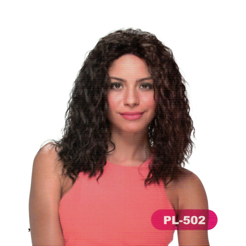 It Tress Pink Soft Lace Wig PL 502 - Hair Crown Beauty Supply