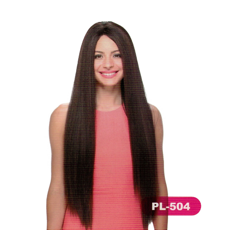 It Tress Pink Soft Lace Wig PL 504 - Hair Crown Beauty Supply