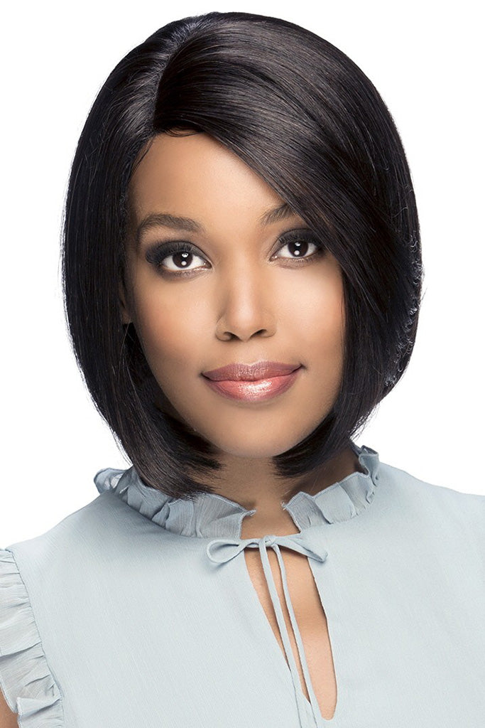 Vivica A Fox Natural Brazilian Swiss Lace Front Wig PORTIA - Hair Crown Beauty Supply