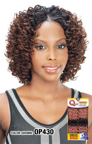 Que ShortCut Series Q-Sweet Candy 5PCS Human Hair Mastermix - Hair Crown Beauty Supply