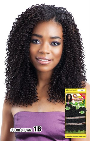 Que Mastermix Malaysian Bohemian 7PCS Bundle Hair - Hair Crown Beauty Supply