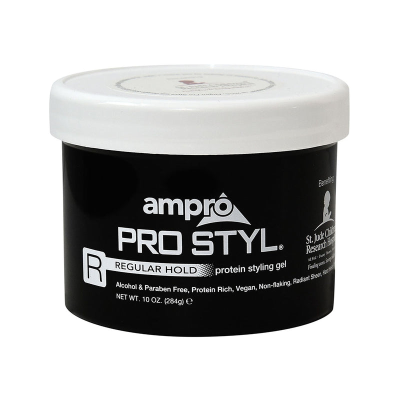 Ampro Pro Styl® Regular Hold Protein Gel - Hair Crown Beauty Supply