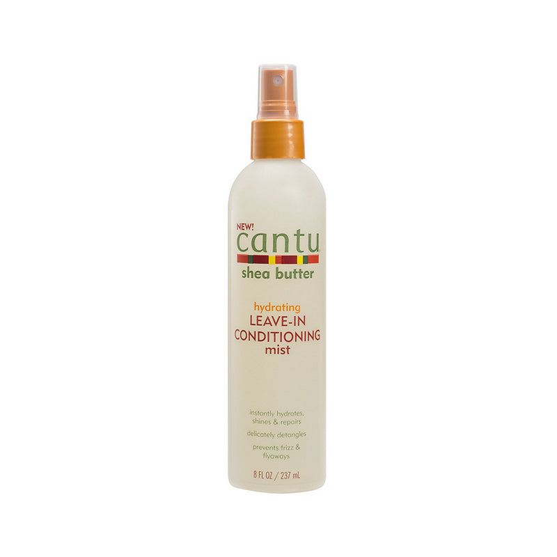 Cantu Shea Butter Leave In Conditioning Mist - Hair Crown Beauty Supply