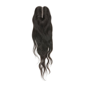"Outre Simply Brazilian Natural Deep Hand-Tied Lace Parting Piece 16"" - Hair Crown Beauty Supply"
