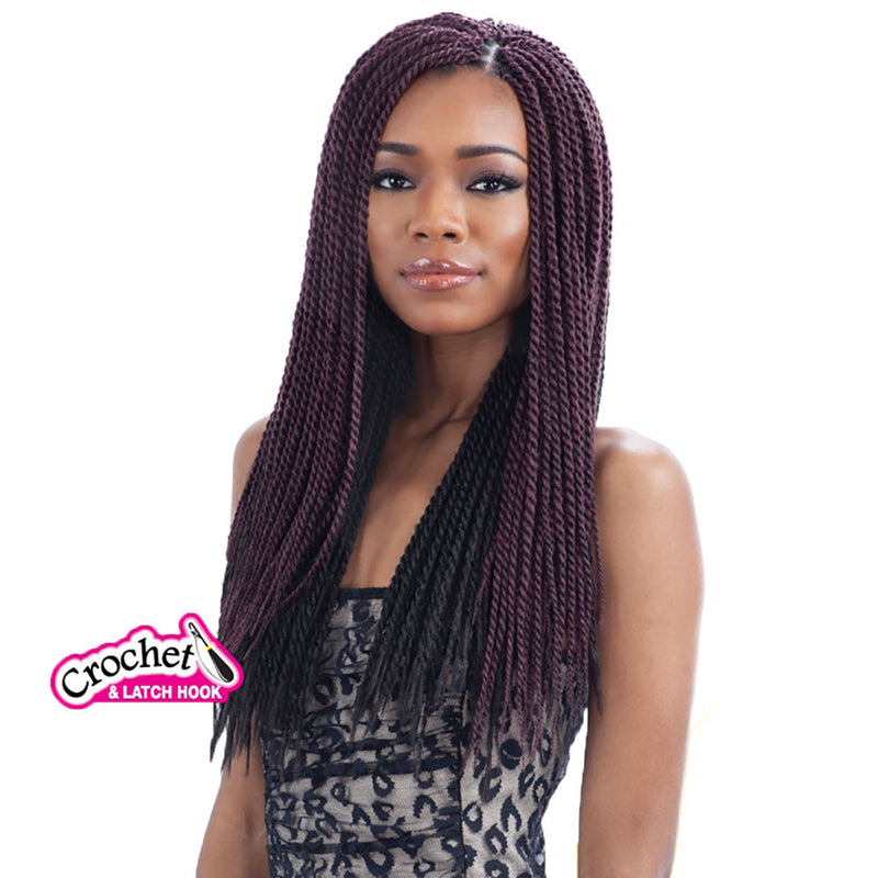 FreeTress Single Twist Braid Small | Hair Crown Beauty Supply