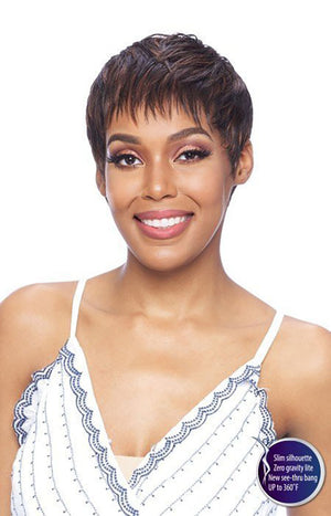 Vanessa Fashion Wig Slim Lite SLB THREE - Hair Crown Beauty Supply