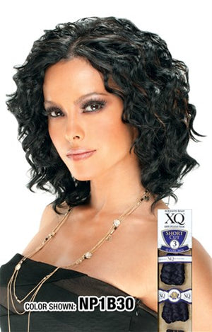 XQ XQuisite Remy Soft Deep Remy 3PCS - Hair Crown Beauty Supply