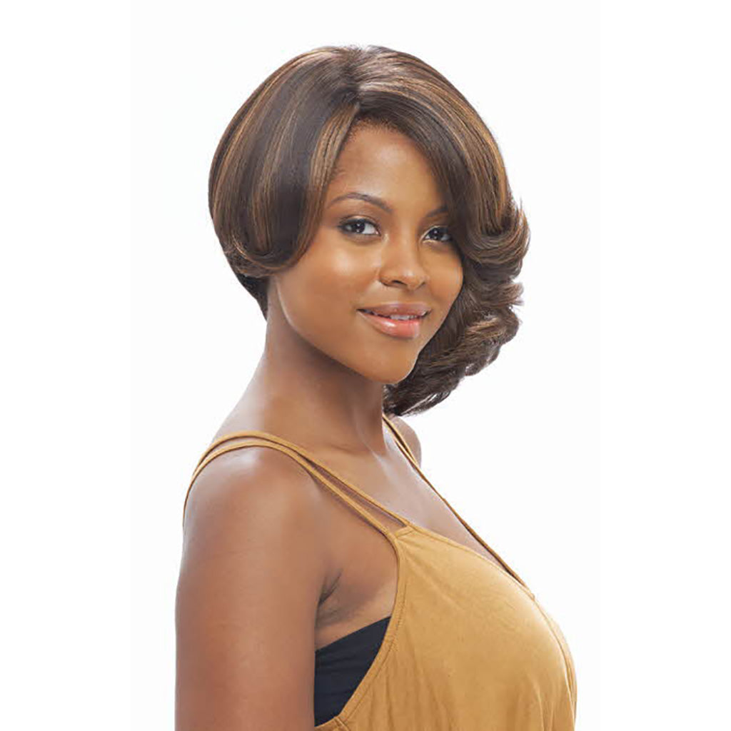 Vanessa Full Cap Synthetic Fashion Wig SPANKY - Hair Crown Beauty Supply