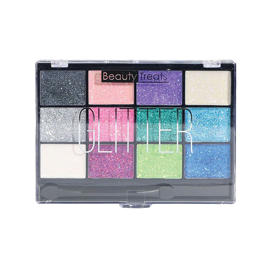 Beauty Treats Sparkle Glitter Palette - Hair Crown Beauty Supply