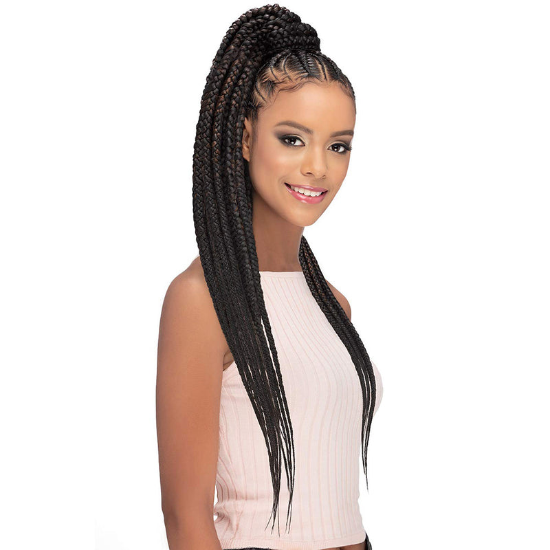 (3 Pack) Amore Mio Pre Stretched Braiding Hair 25"