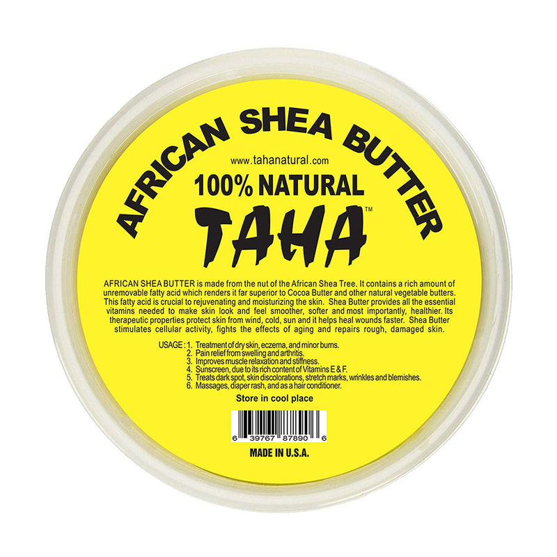 TAHA African Shea Butter - Hair Crown Beauty Supply