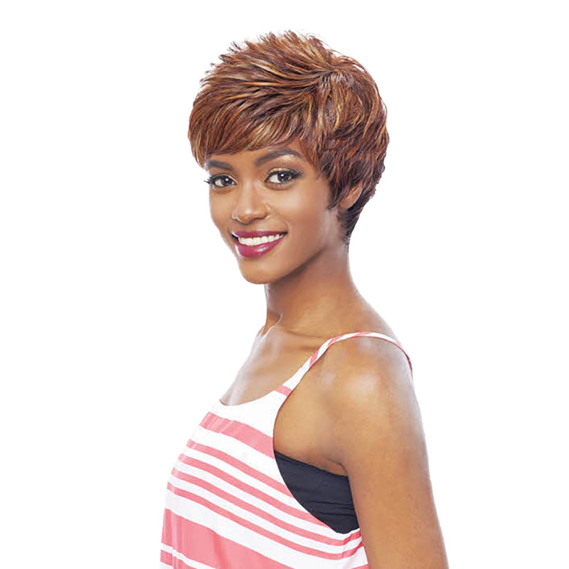 Vanessa Full Cap Synthetic Fashion Wig TAKA - Hair Crown Beauty Supply
