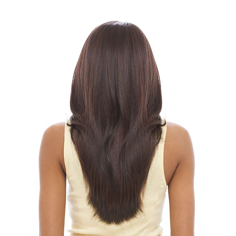 Vanessa Honey-88 Brazilian H/H Blend Whole Lace Wig - Hair Crown Beauty Supply