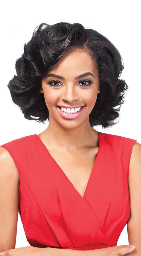 Outre Velvet Remi Short Series 3PCS ROMANCE CURL - Hair Crown Beauty Supply