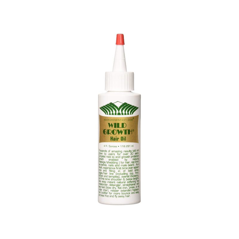 Wild Growth Hair Oil - Hair Crown Beauty Supply