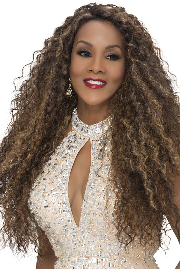 Vivica A Fox Weave Cap Wig WP-TAYLOR - Hair Crown Beauty Supply