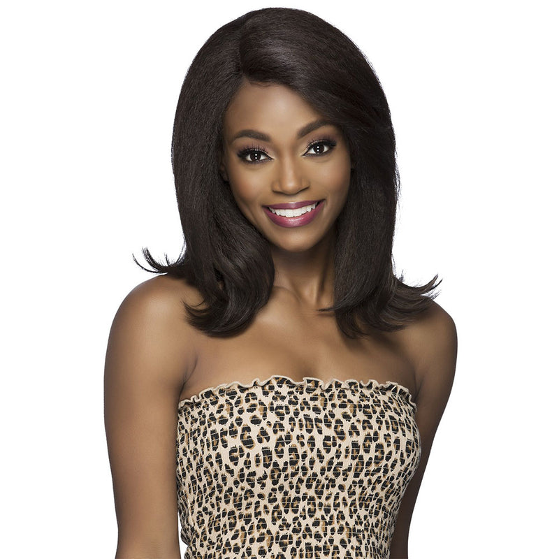 Vivica A Fox HD Swiss Lace Front Wig YESENIA | Hair Crown Beauty Supply
